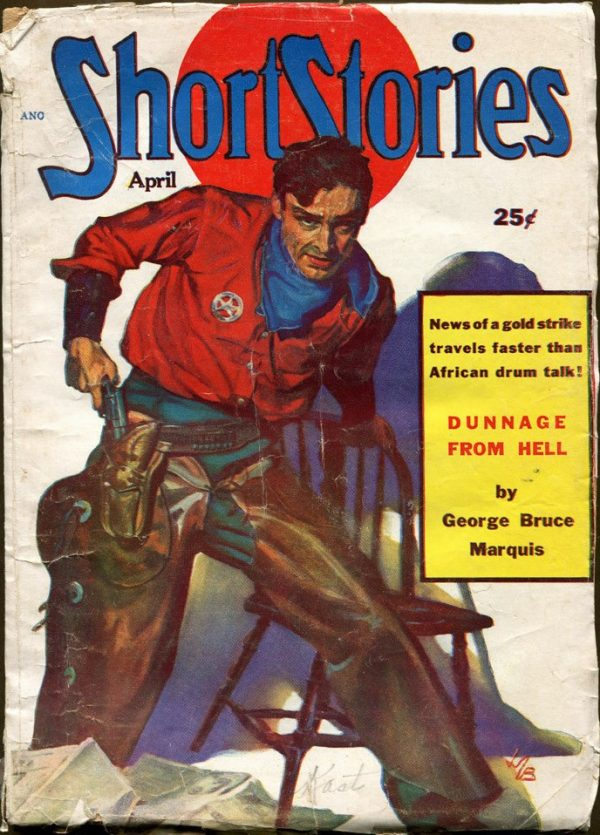 SHORT STORIES April 1951