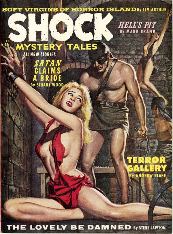 Shock Mystery Tales V3#1 February 1963