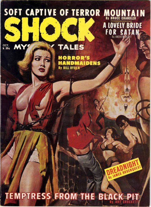 Shock Mystery Tales V5#2 October 1962