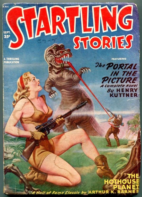 Startling Stories Sept 1949