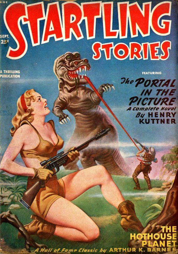 Startling Stories, September 1949