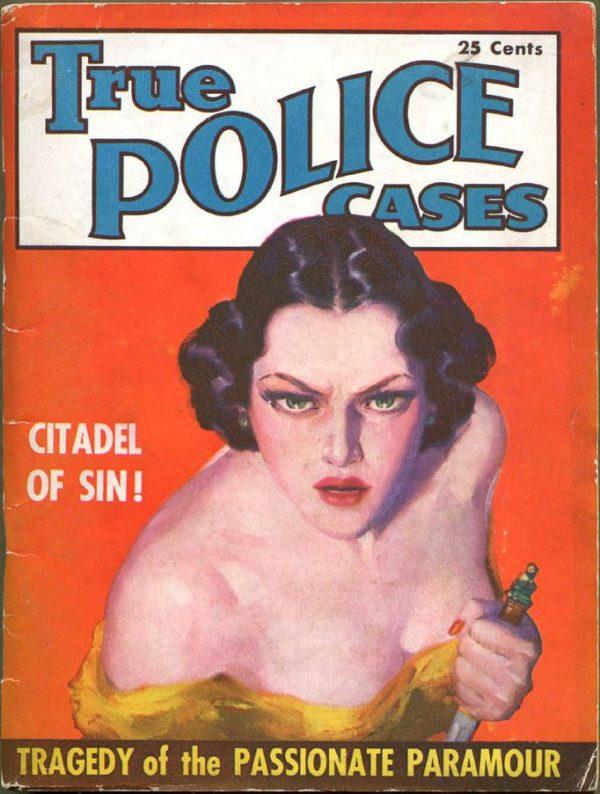 TRUE POLICE CASES, 1938 - Vol. 1, #3