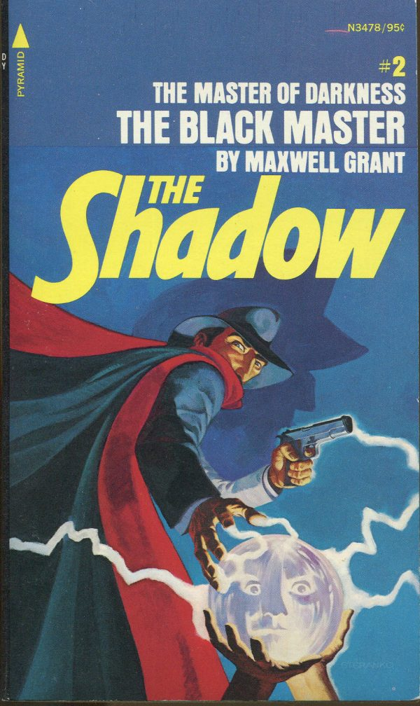 The Shadow #2 The Black Master