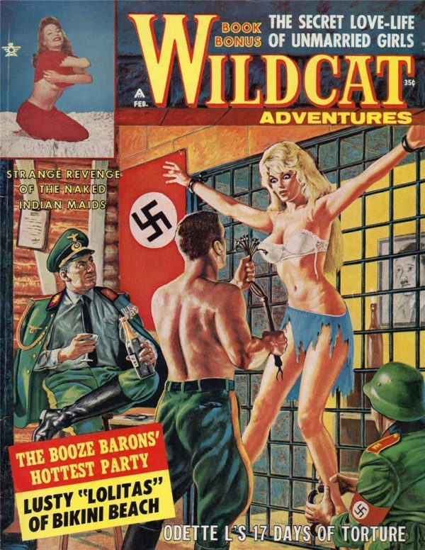 Wildcat Adventures February 1963