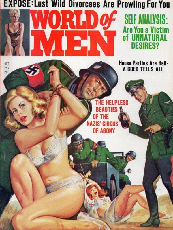 World Of Men October 1964