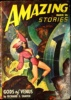 Amazing Stories Vol. 22, No. 3 (March 1948). Cover Art by Robert Gibson Jones. thumbnail