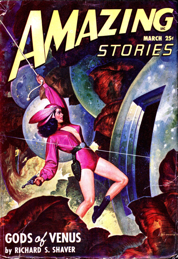 Amazing Stories March 1948