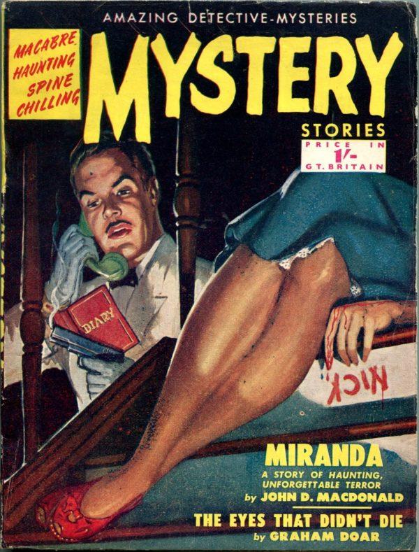 Amazing detective mysteries