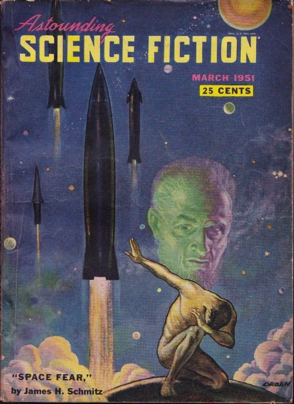 Astounding Science Fiction, March 1951