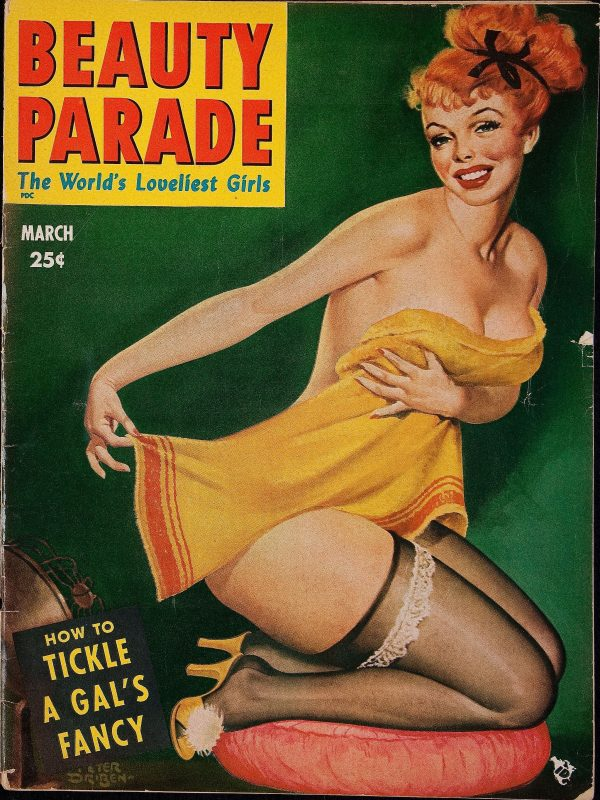 Beauty Parade March 1952