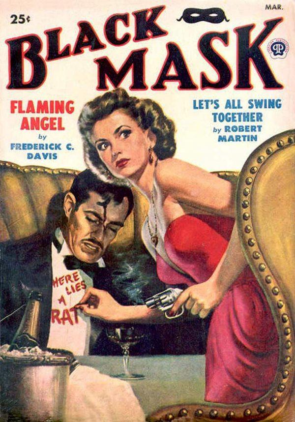 Black Mask March 1949