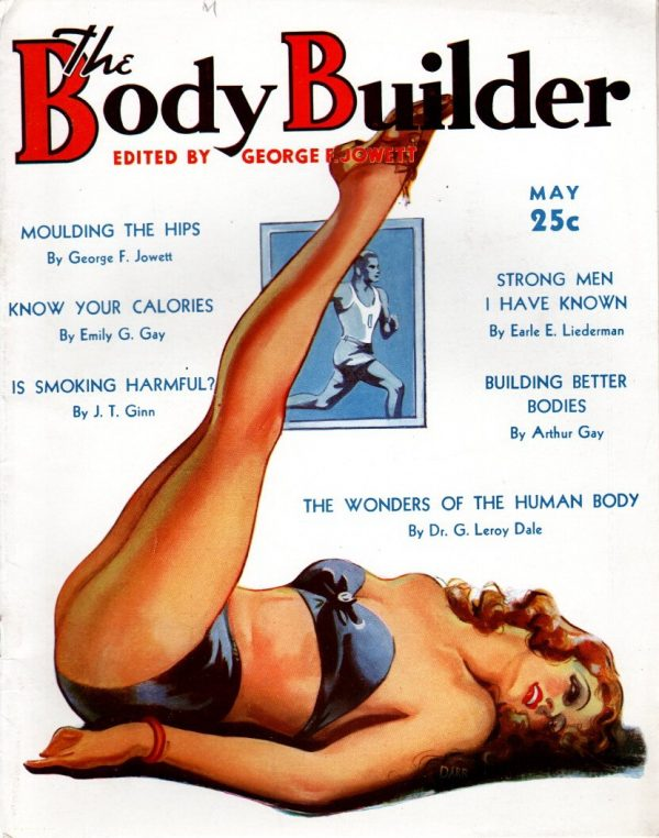Body Builder, May 1937