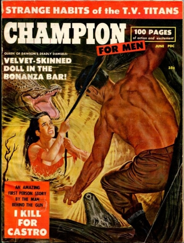 Champion For Men June 1959