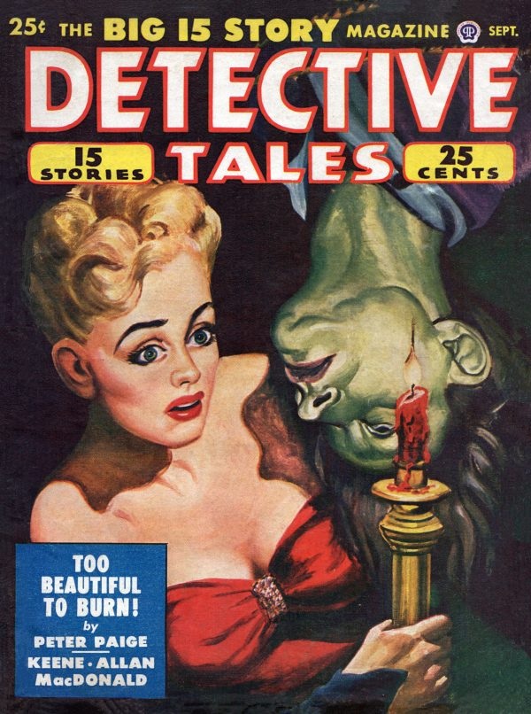 Detective Tales September 1948