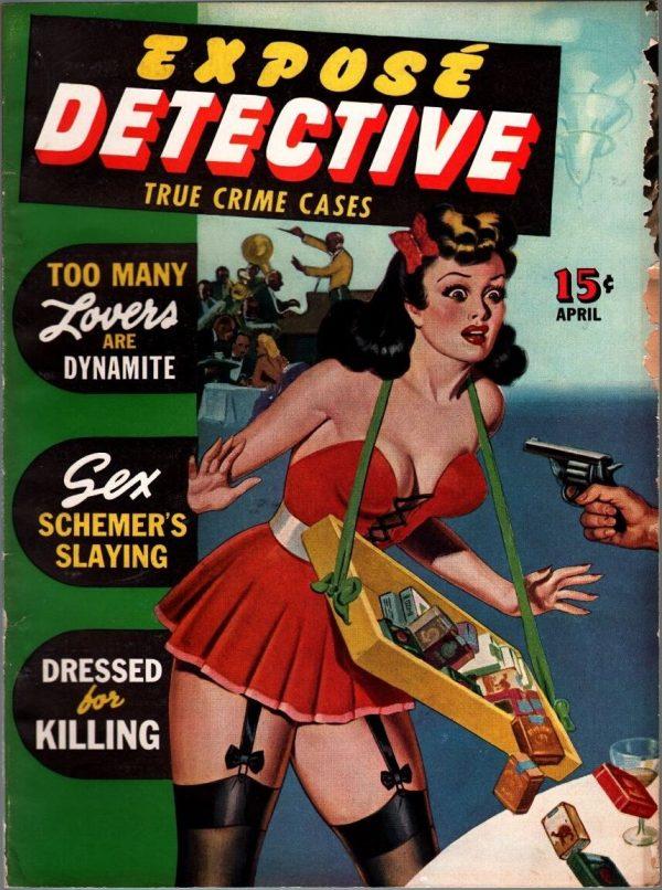 Expose Detective 1942