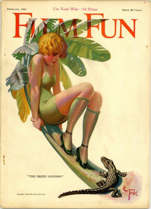 Film Fun February 1924