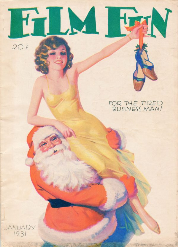 Film Fun January 1931