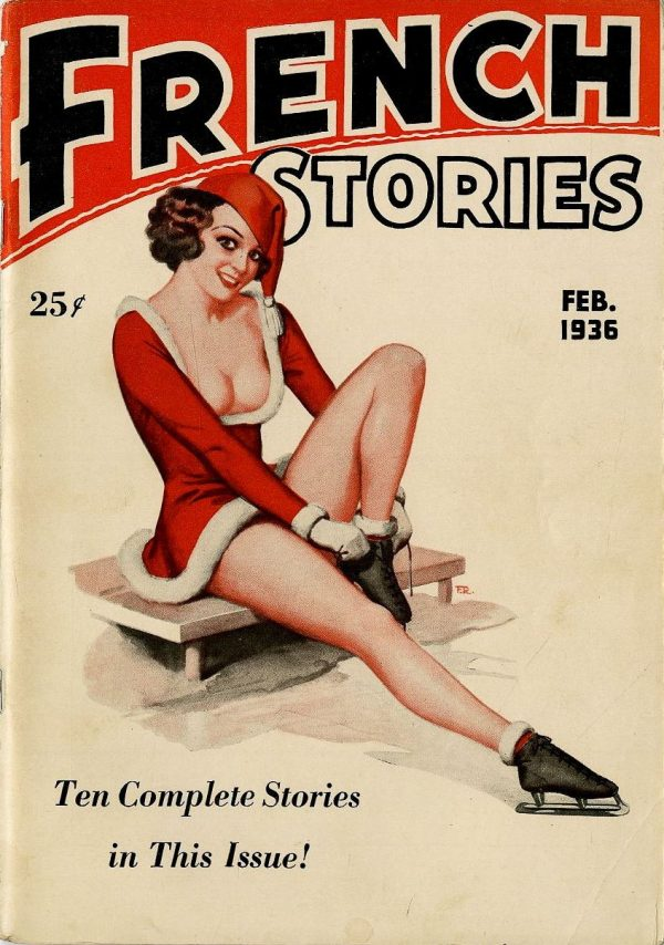 French Stories Feb 1936