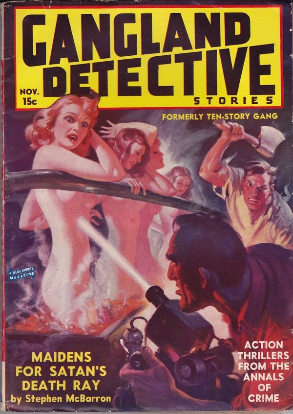Gangland Detective Stories Vol. 2, No. 1