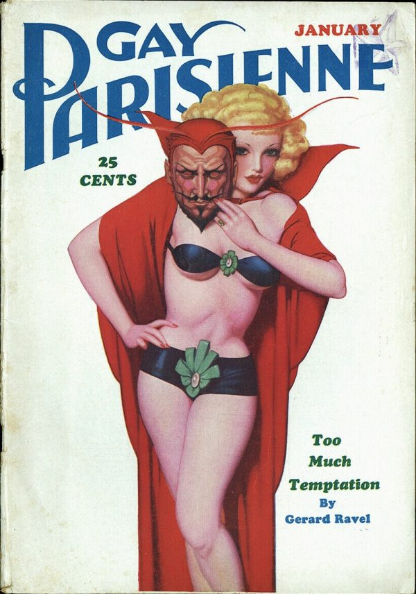 Gay Parisienne January 1937