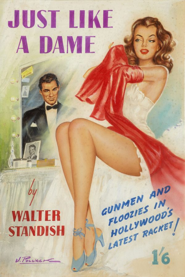 Just Like A Dame 1950