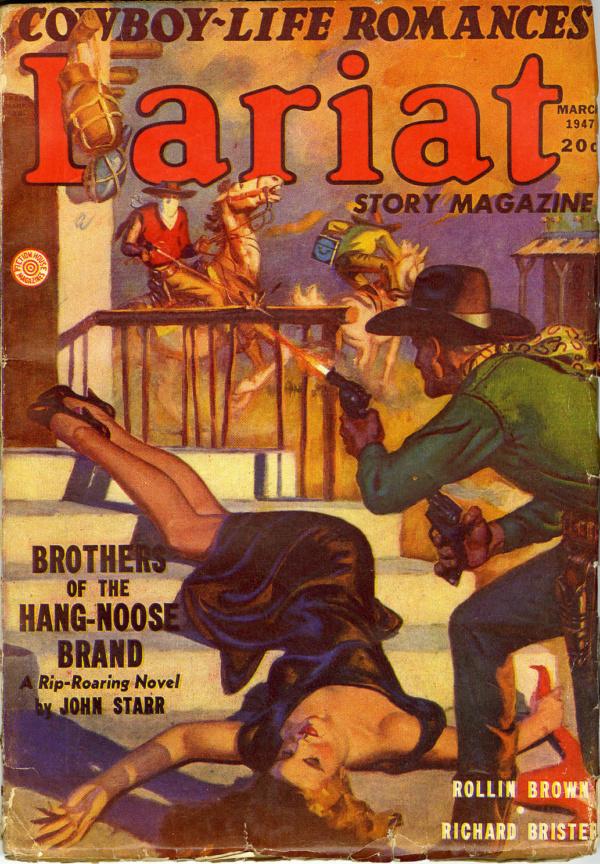 Lariat March 1947