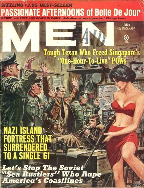 MEN-JUNE 1964