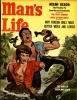 Man's Life July 1958 thumbnail