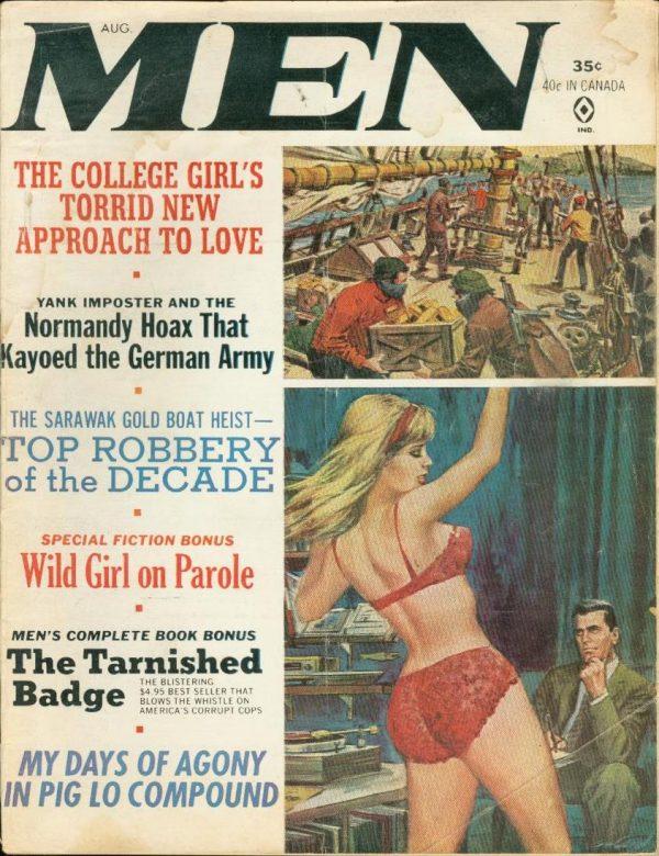 Men August 1965