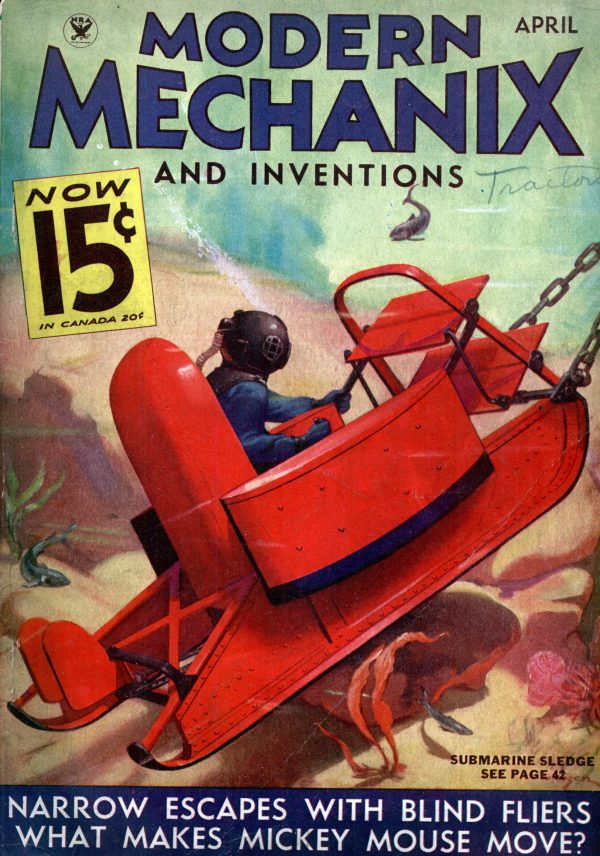 Modern Mechanix April 1934
