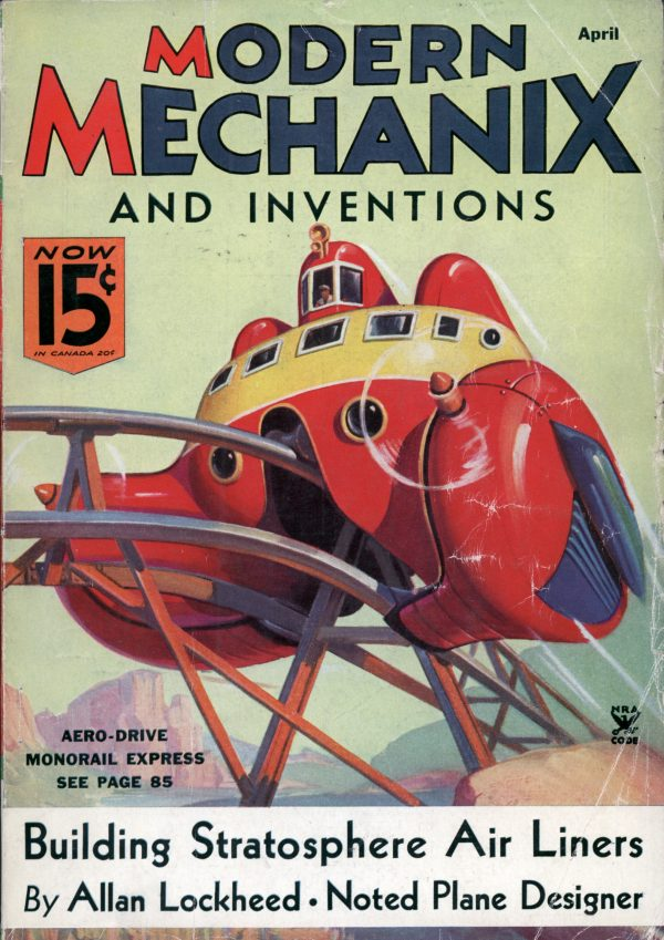 Modern Mechanix April 1935