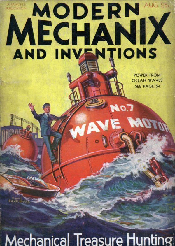 Modern Mechanix August 1932