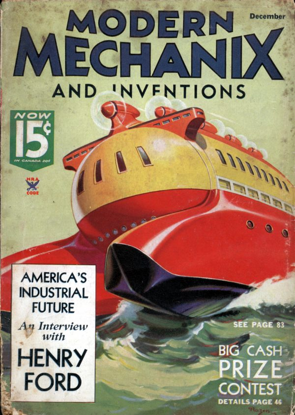 Modern Mechanix December 1934
