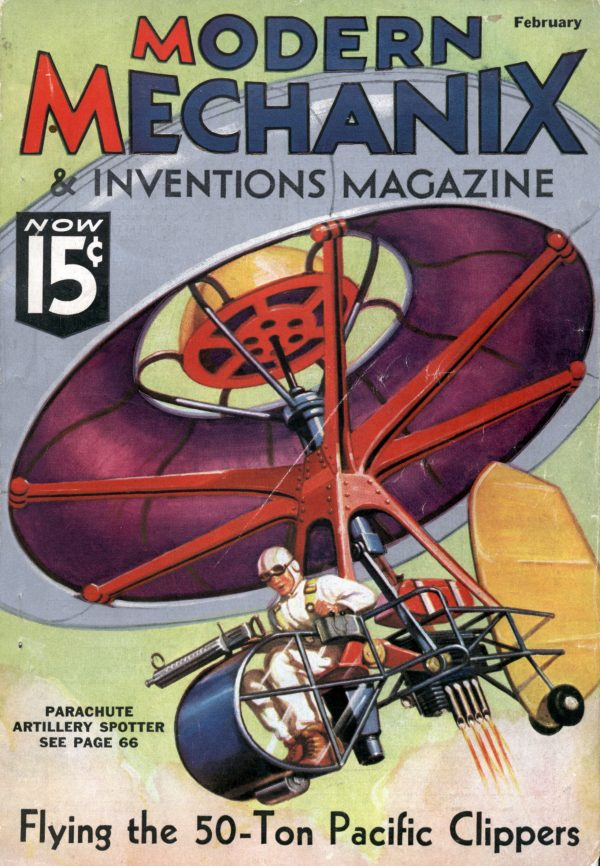 Modern Mechanix February 1936