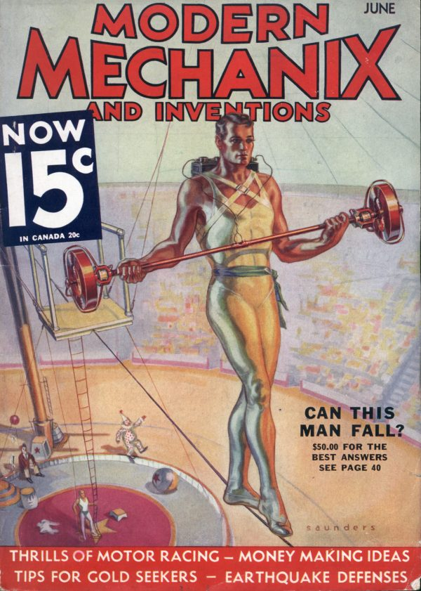 Modern Mechanix June 1933