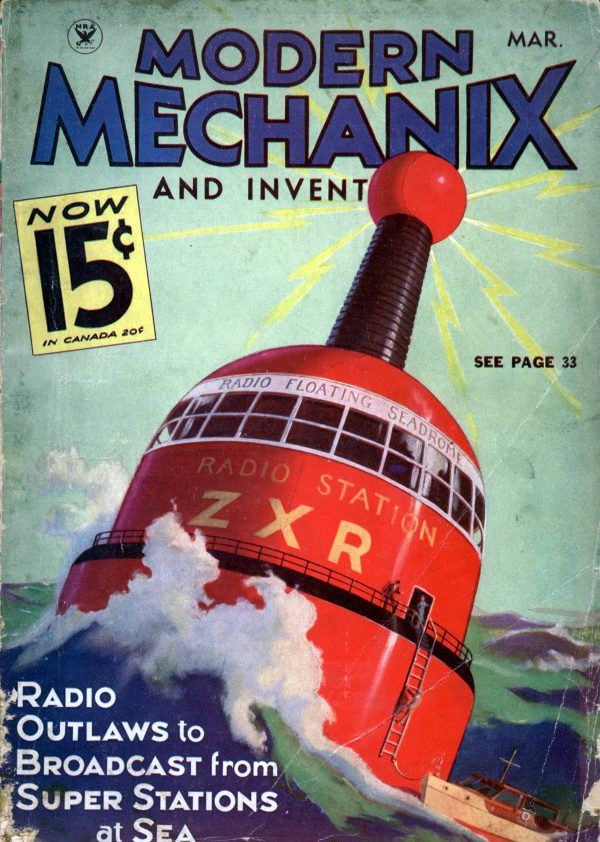 Modern Mechanix March 1934