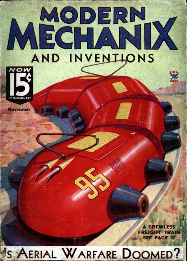 Modern Mechanix November 1934
