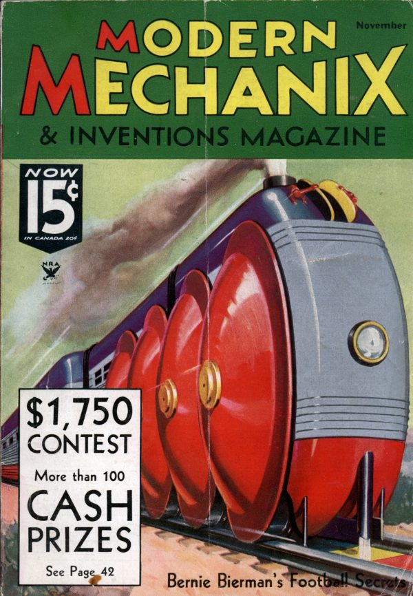 Modern Mechanix November 1935