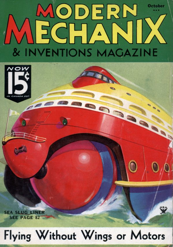 Modern Mechanix October 1935
