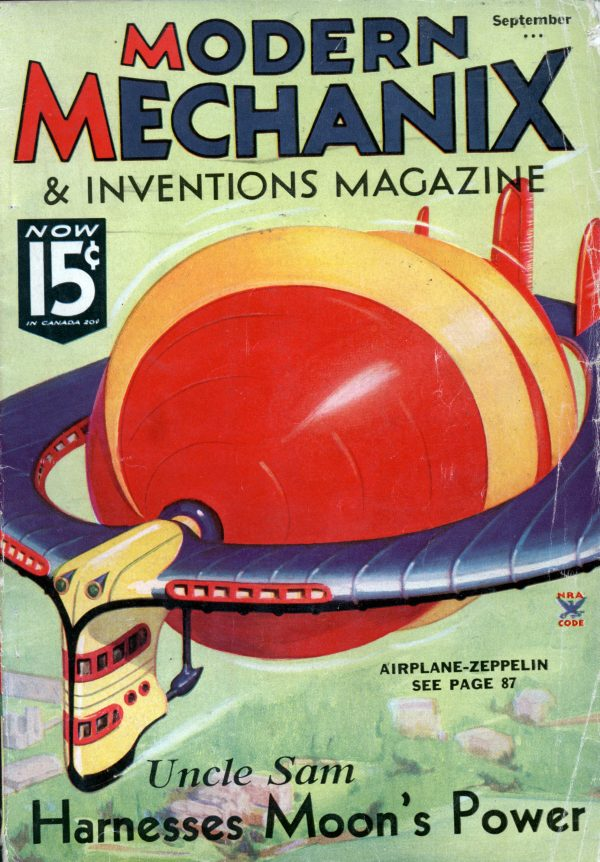 Modern Mechanix September 1935