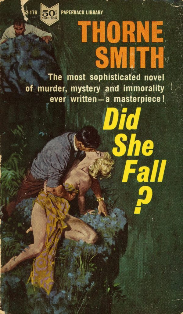 Paperback Library 52-176, 1962