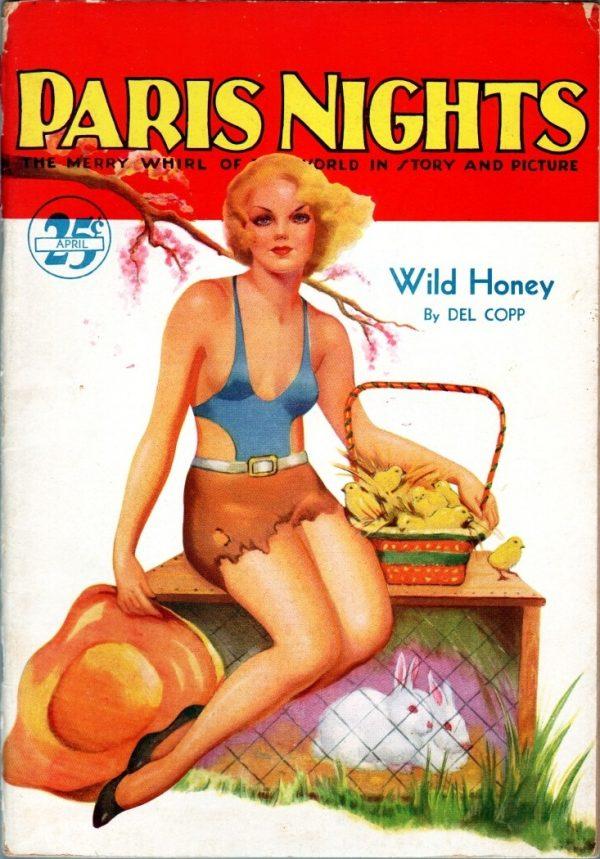 Paris Nights April 1935