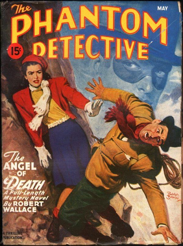 Phantom Detective May 1947