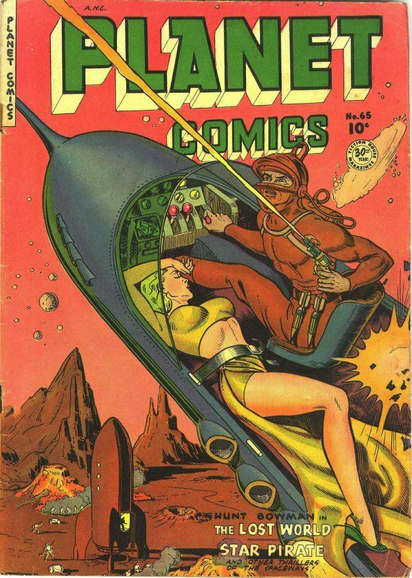 Planet Comics #65