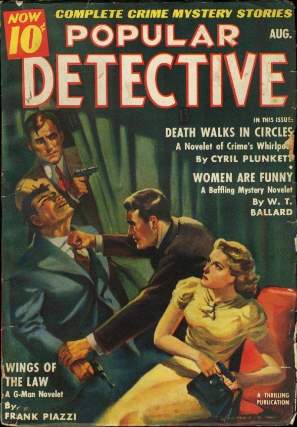 Popular Detective August 1939
