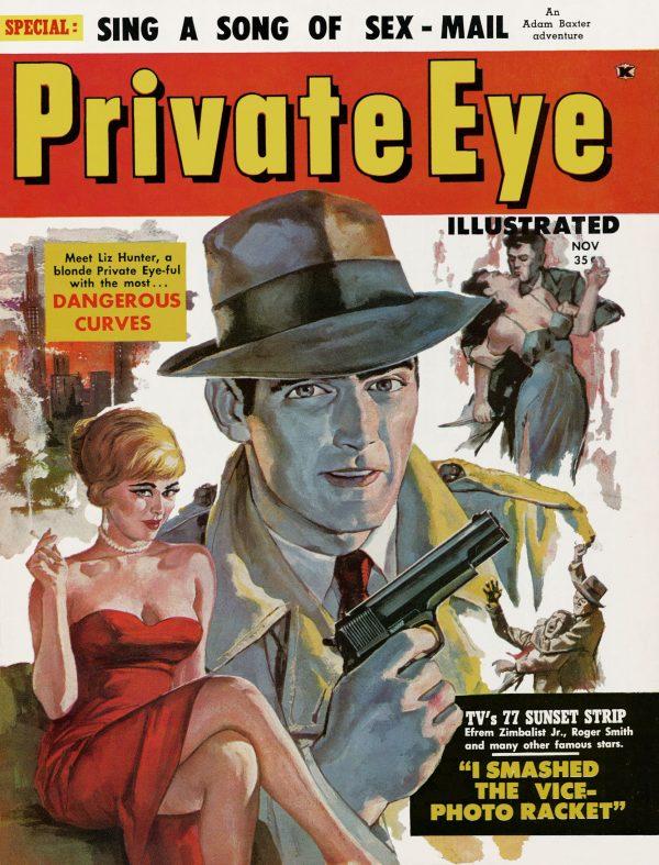 Private Eye (Nov 1959)