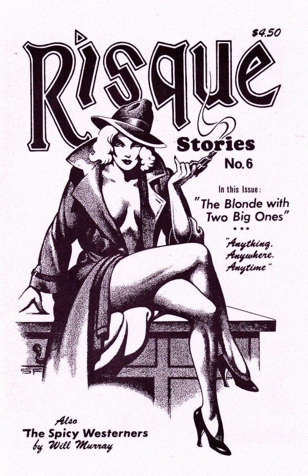 RISQUE STORIES #6 (1988)
