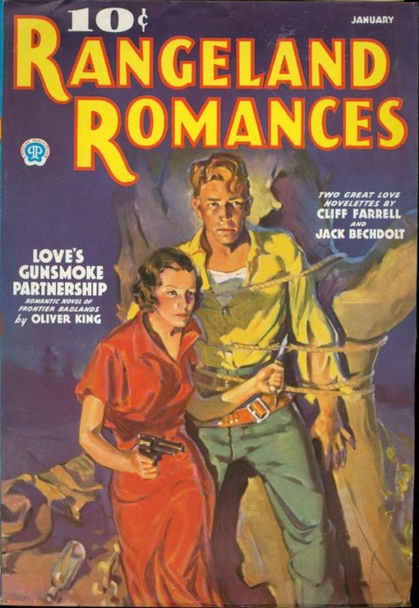 Rangeland Romances January 1936