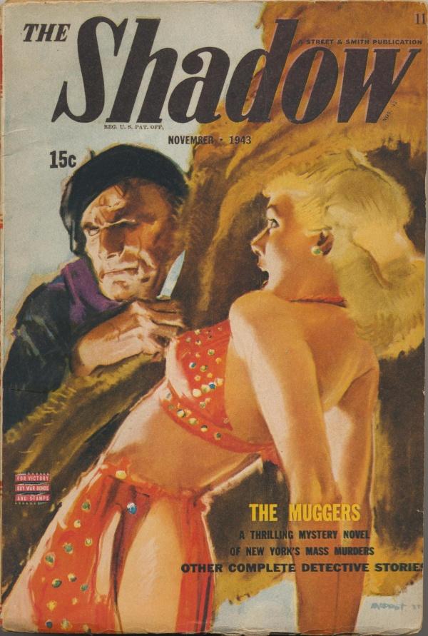 Shadow Magazine Vol 1 #273 November, 1943