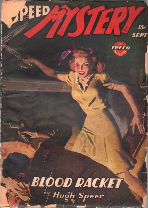 Speed Mystery September 1944
